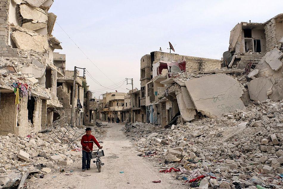 Aleppo e l'inumanità. Risvegliamo le coscienze