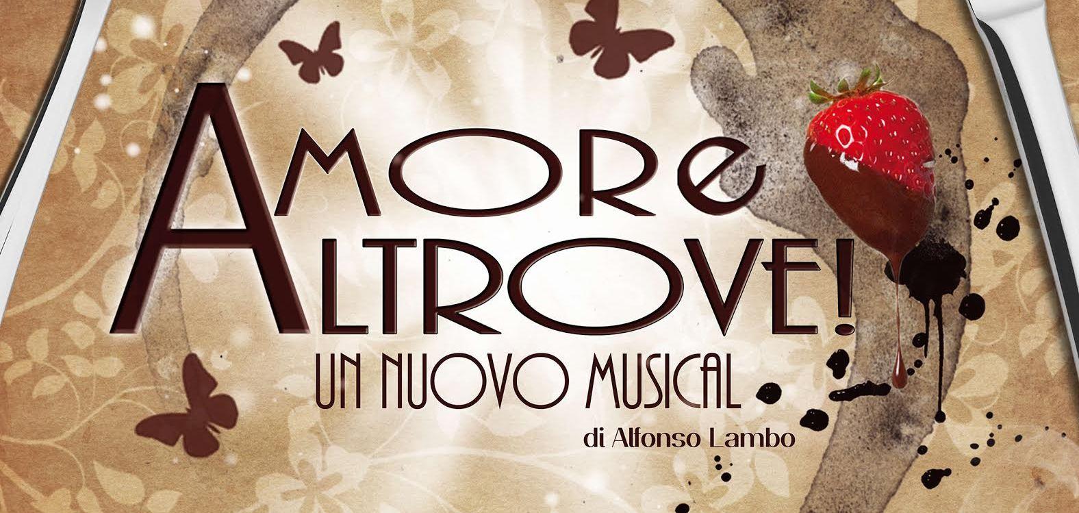 AmoreAltrove di Alfonso Lambo: uno spettacolo a cui non manca nulla