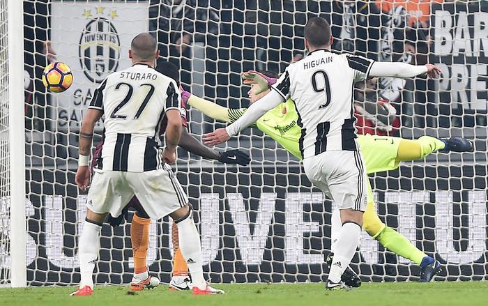 La Roma non passa l'esame dello Juventus Stadium