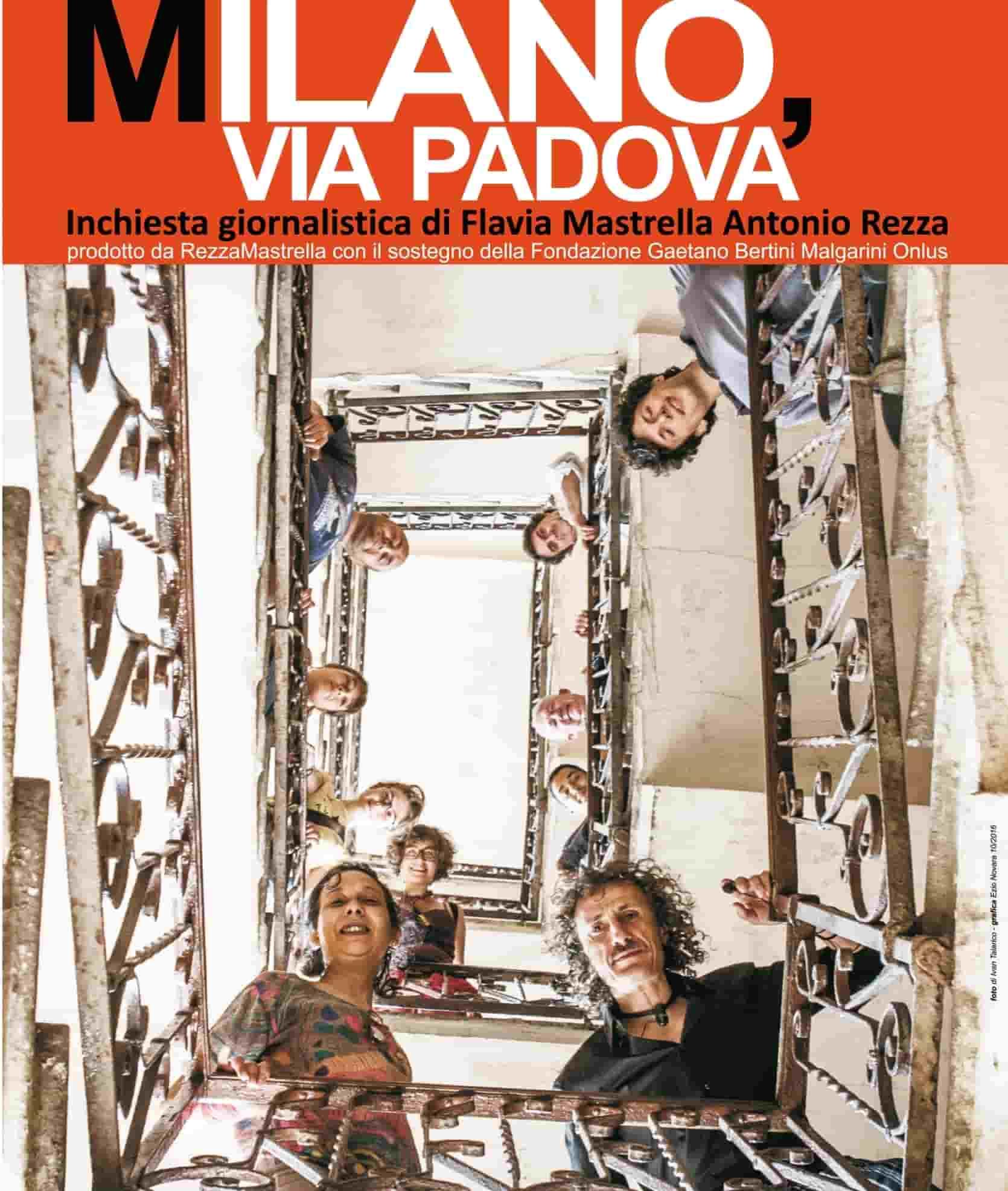 MILANO, VIA PADOVA | Il lato umoristioco e paradossale del razzismo