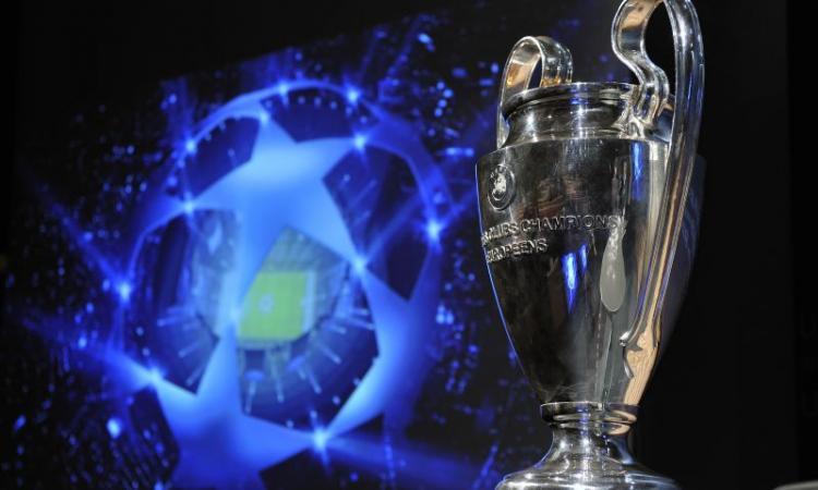 Sorteggi Champions League: il Napoli pesca il Real Madrid, la Juve il Porto