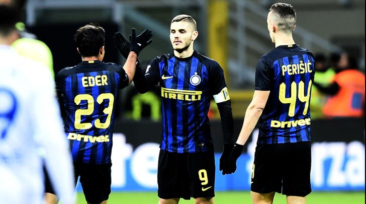 Inter – Chievo 3-1, cinque vittorie di fila per i nerazzurri