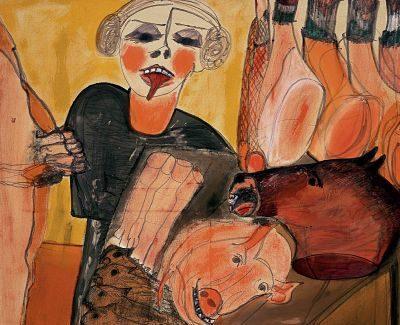 """Del corpo e dell'anima, la pittura """"scandalosa"""" di Carol Rama"""