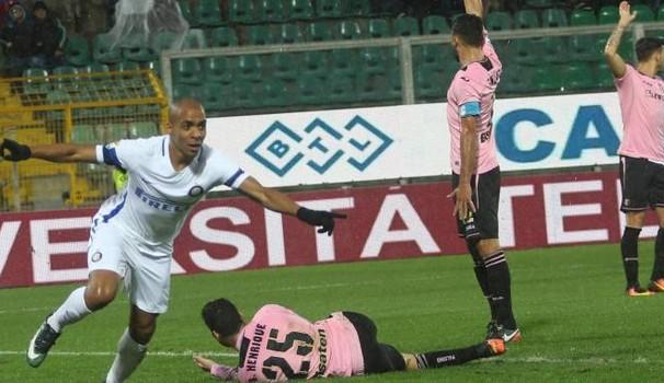 Joao Mario non perdona, l'Inter supera il Palermo…