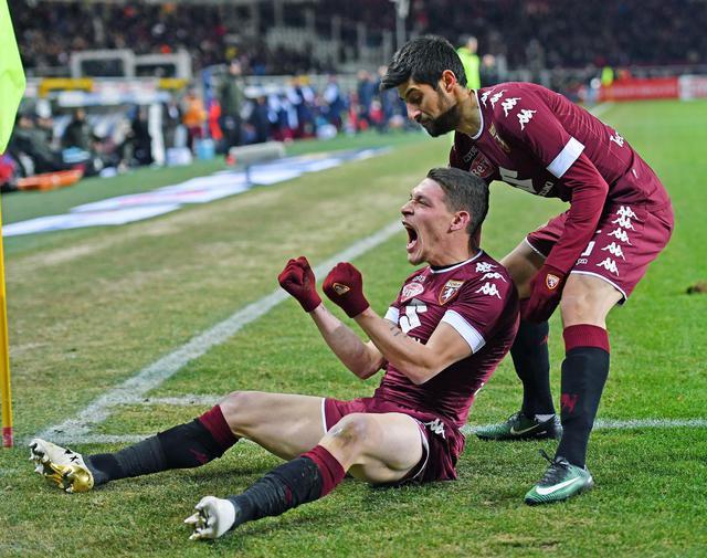 Il Gallo chiama , Bacca risponde : è 2-2 tra Torino e Milan