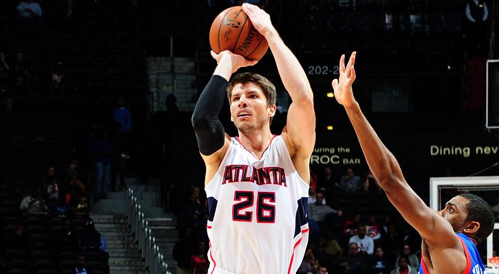Basket NBA: Kyle Korver passa ai Cleveland Cavaliers