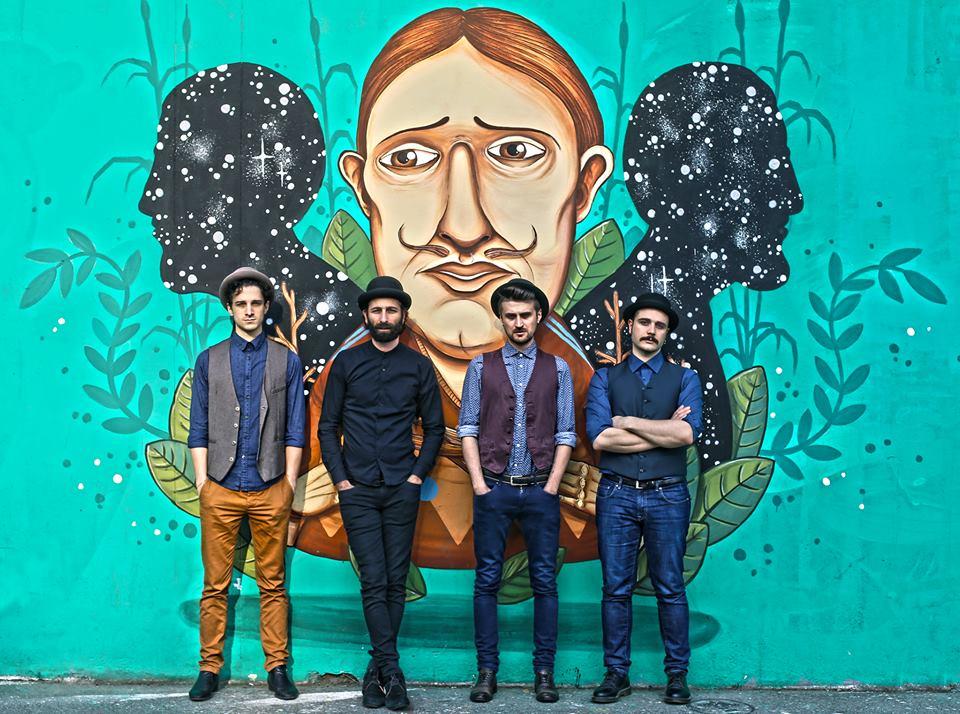 """Intervista a La Banda del Pozzo: """"Il nostro sogno è vivere di musica"""""""