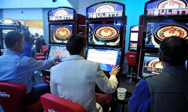Gioco d'azzardo, crescita a segno + grazie alla fame