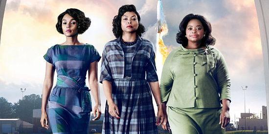 Il diritto di contare / Le tre donne che hanno conquistato lo spazio