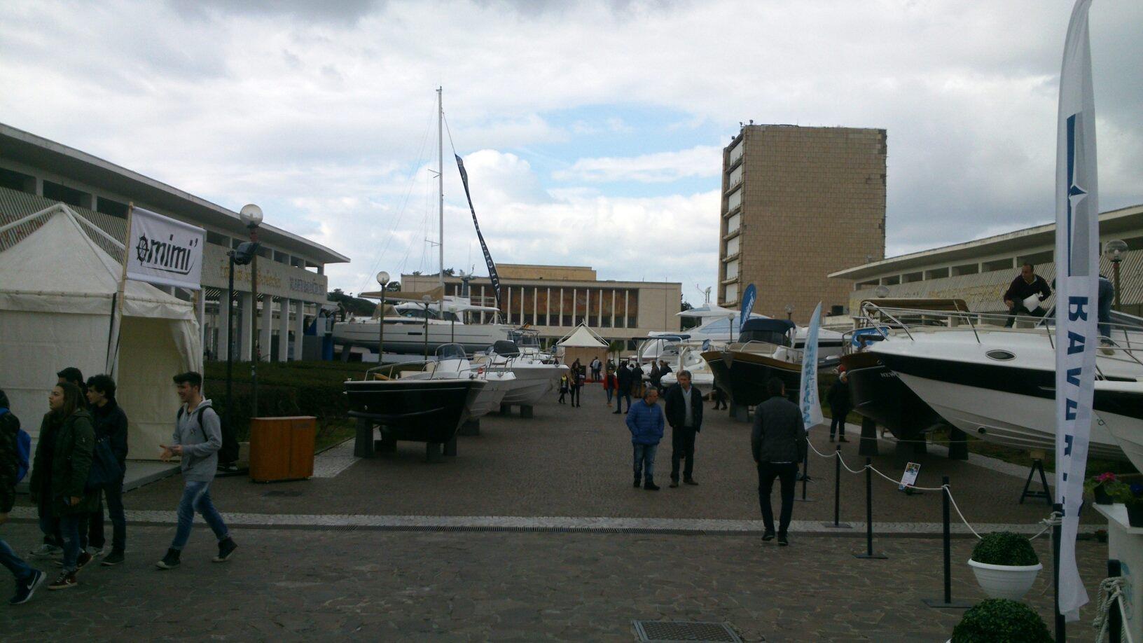Nautic Sud alla Mostra d'Otremare: 400 imbarcazioni per tutti i gusti