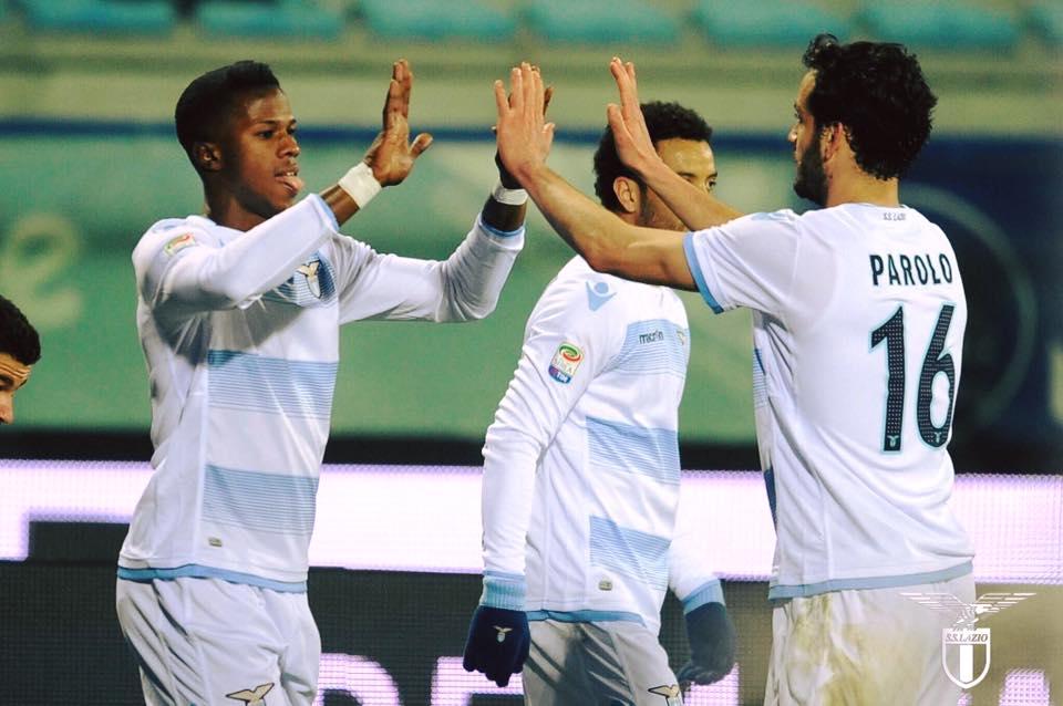 Immobile e Keita ribaltano l'Empoli: 2-1 al Castellani