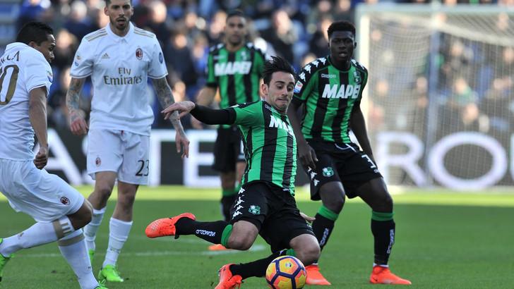Milan sfata il tabu' Sassuolo