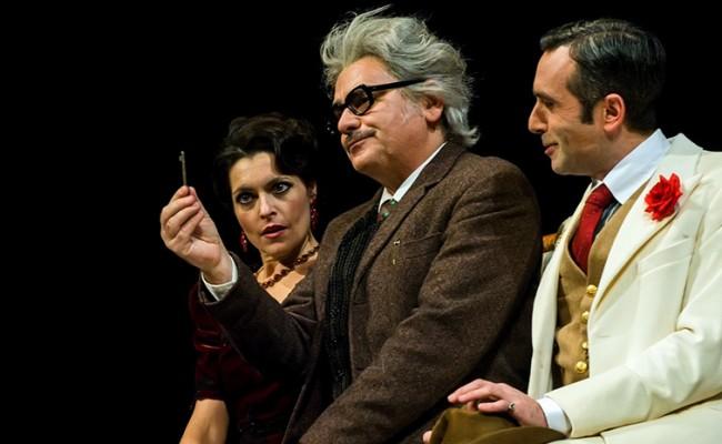 """""""Il berretto a sonagli"""", al Teatro Parenti va in scena Pirandello"""