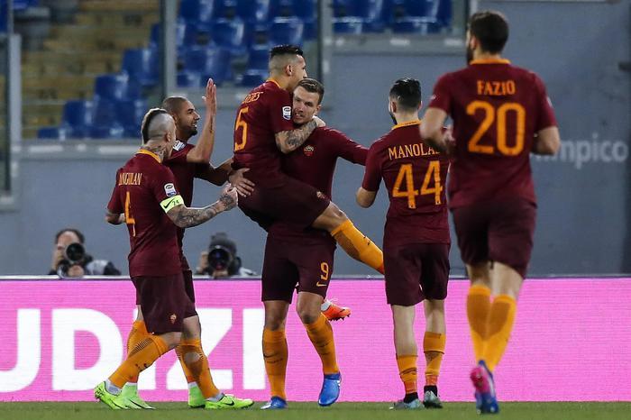 La Roma travolge il Torino 4-1
