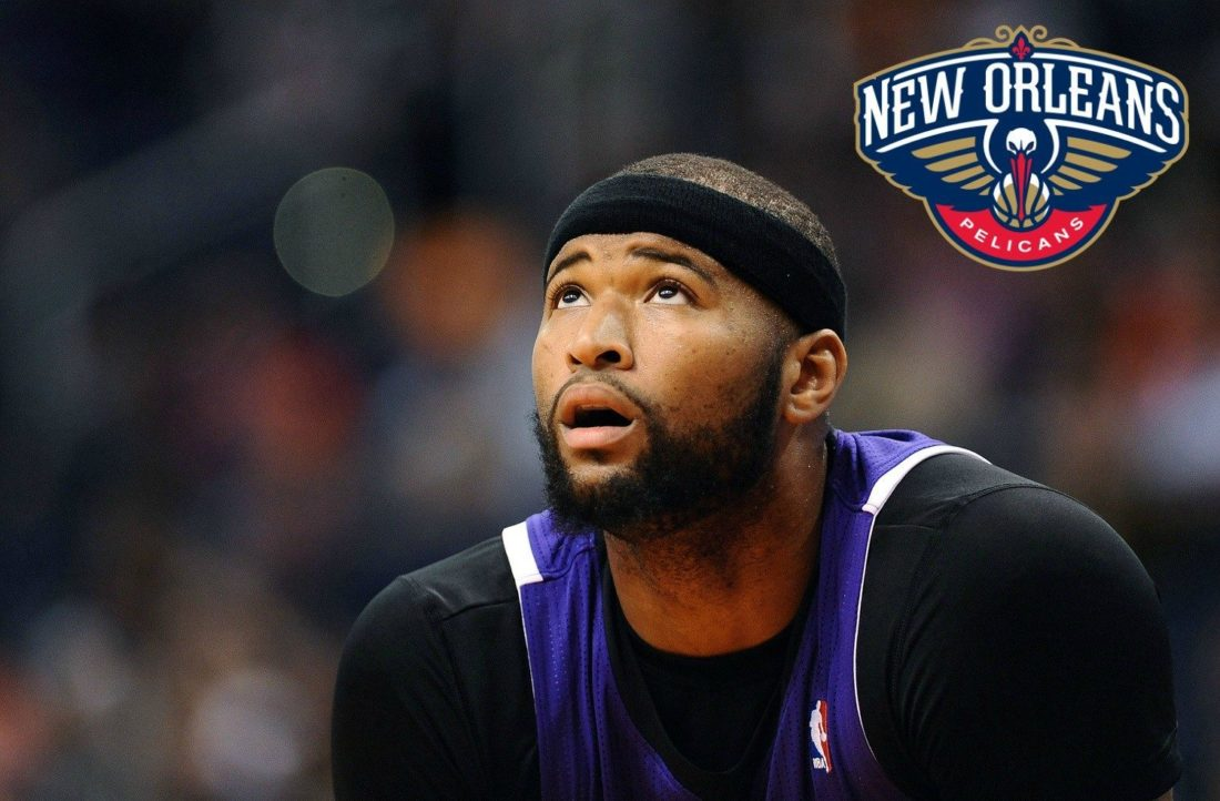 Basket NBA: super trade, i Pelicans ricevono DeMarcus Cousins