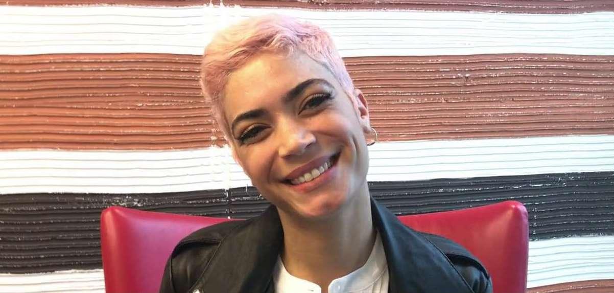 """(VIDEO) Intervista a Elodie: """"È la mia occasione, voglio rispettare il palco di Sanremo"""""""