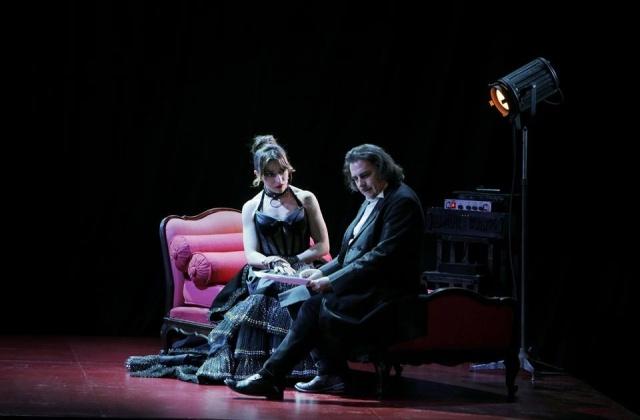 """""""Venere in pelliccia"""" al Teatro Gobetti di Torino"""
