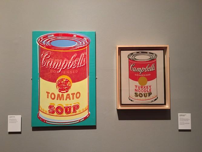 Fra business e creatività: l'America di Andy Warhol