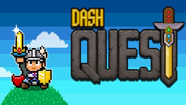 Android a chi? Dash Quest!