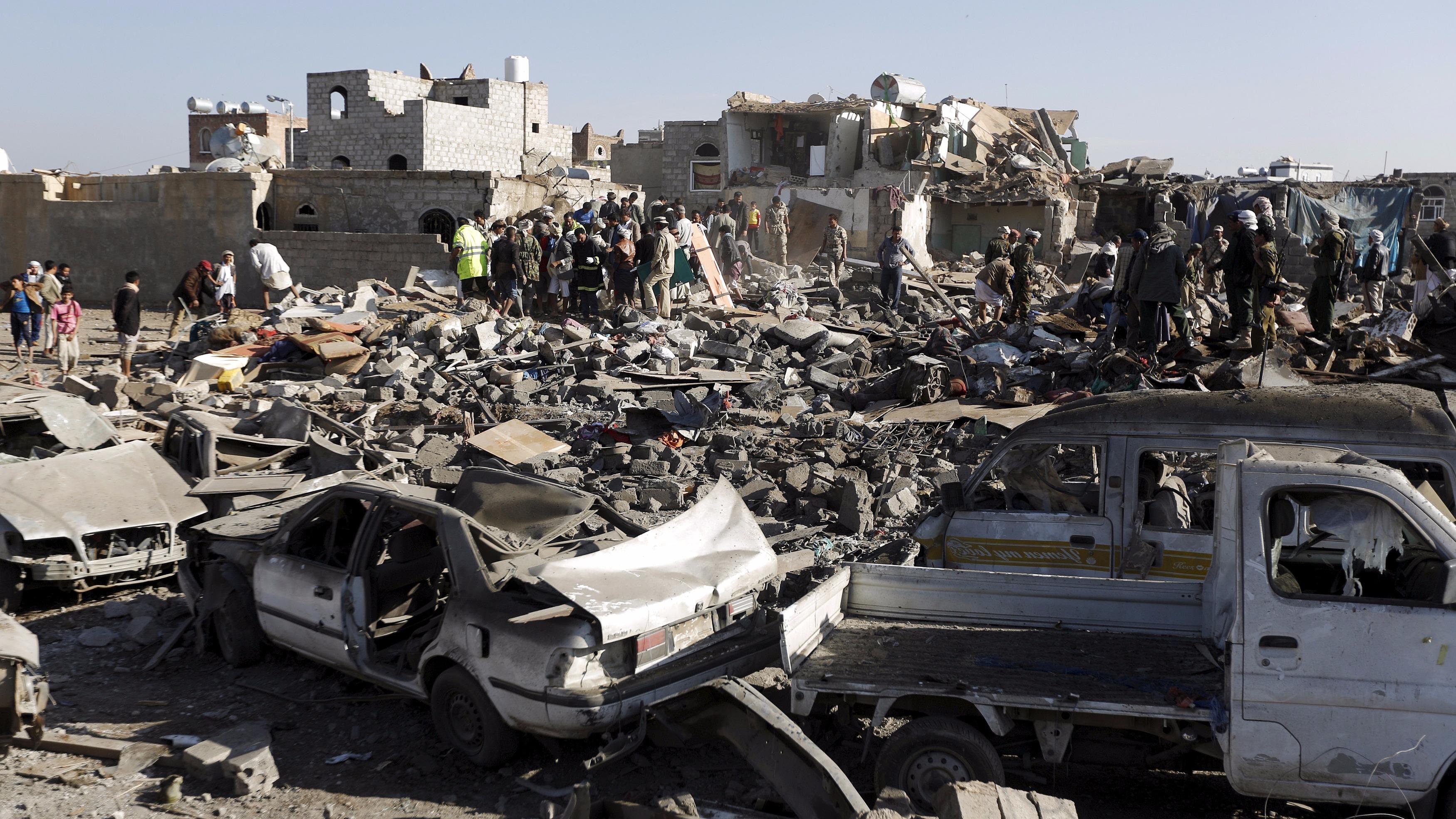 YEMEN: UN PAESE DEVASTATO DALLA GUERRA CIVILE