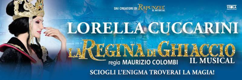 """Al Brancaccio la prima de """"La Regina di Ghiaccio"""", la versione pop della Principessa Turandot"""