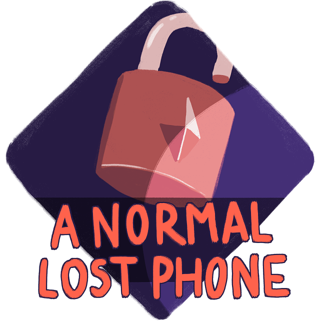Android a chi? A Normal Lost Phone