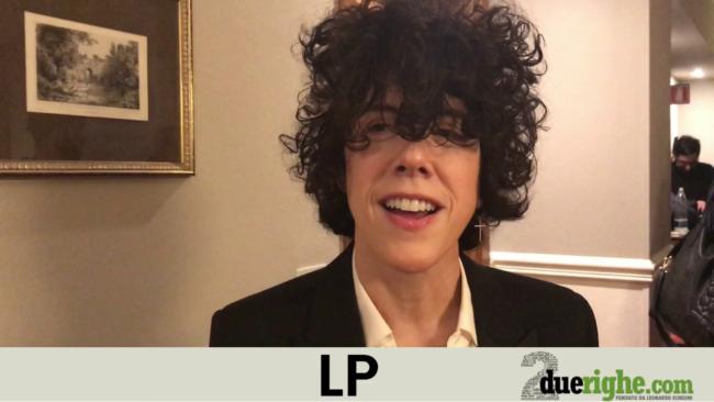 """Intervista ad LP, Sanremo 2017: """"Non conoscevo il Festival ma oggi ne sono onorata!"""""""