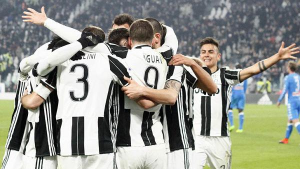 Coppa Italia – La Juventus sconfigge il Napoli per 3-1