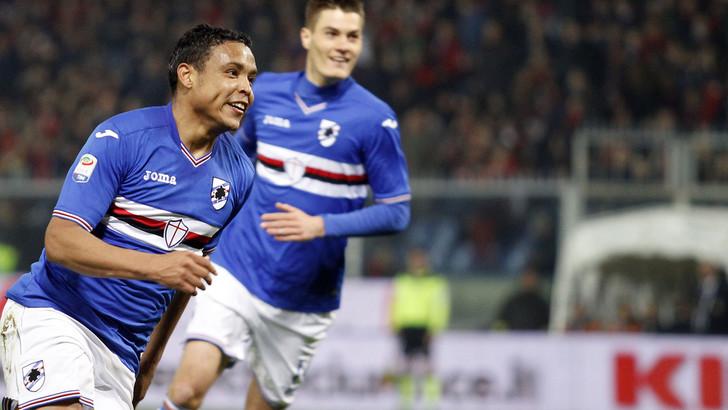 Genoa -Samp 0-1. Decide Muriel