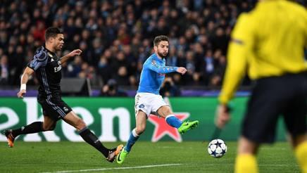 Il Napoli non riesce nell'impresa. Finisce 3-1 come all'andata