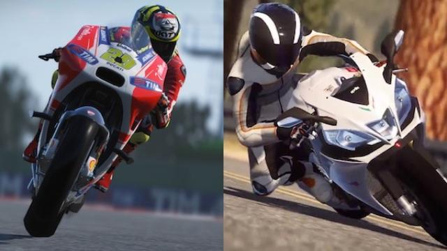 MotoGP vs Ride: chi sale sul gradino più alto del podio?