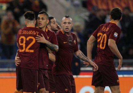 La Roma rialza la testa e batte il Sassuolo 3 – 1