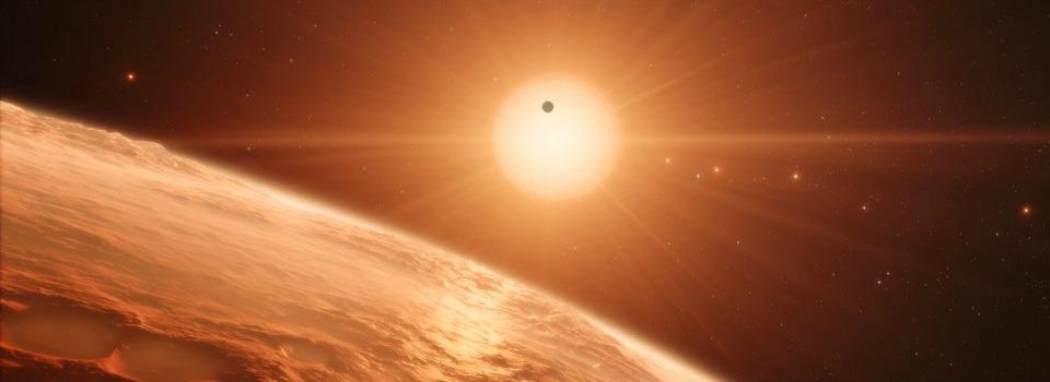"""Intervista all'astronomo Stefano Giovanardi: Ecco qual è la vera importanza della scoperta di 7 pianeti """"gemelli"""" della terra"""