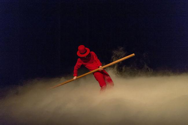 Attends, attends, attends: la performance visionaria di Jan Fabre