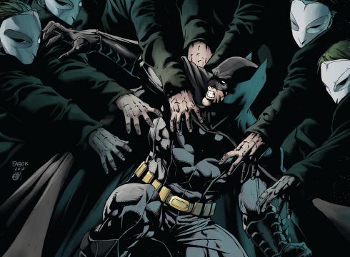 Batman, Parte 1 – la corte dei gufi