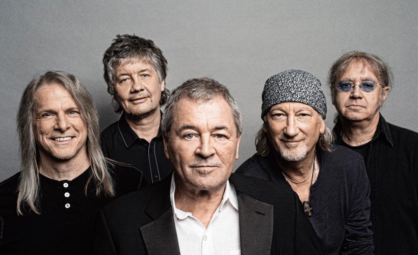 I Deep Purple pronti per tornare sui negozi di dischi nel 2017