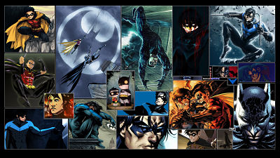 FOCUS ON: Dick Grayson