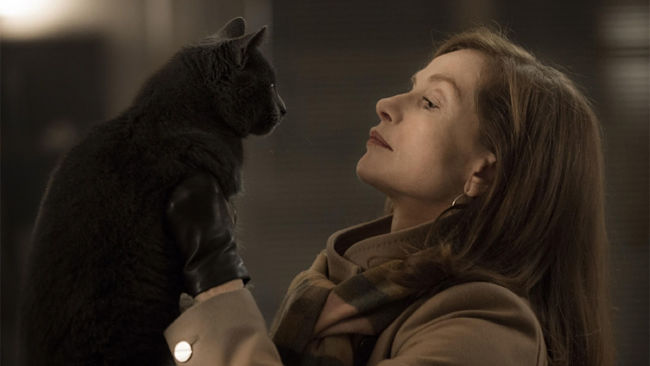 ELLE | Verhoeven e il fascino ipnotico di Isabelle Huppert