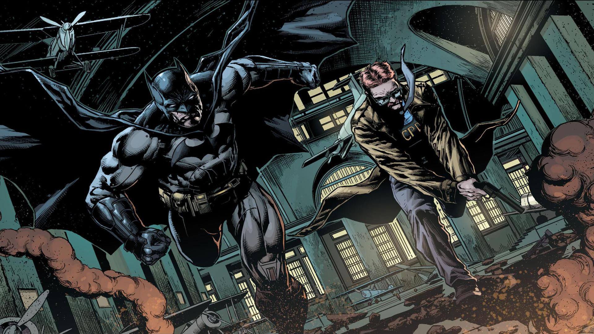 Batman, Parte 4 – Batman Eternal