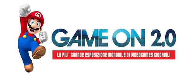 Game On 2.0 – Una mostra interattiva