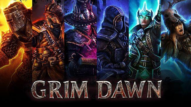 Per un pugno di dollari – Grim Dawn