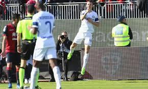 Incontenibile Inter! Fa 5 gol a Cagliari e riprende la sua corsa Champions.