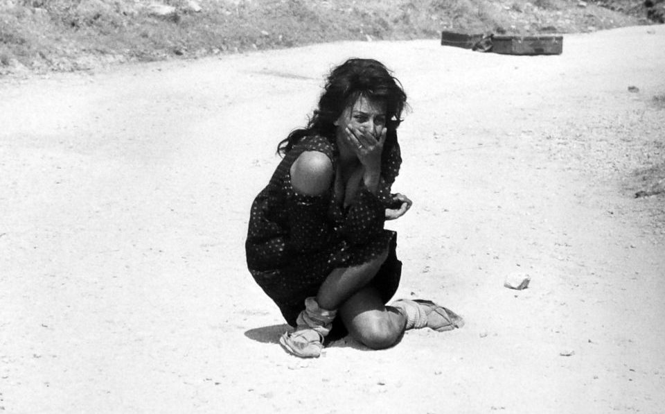 La Donna Ciociara violata, una ferita ancora aperta