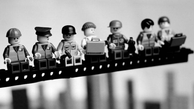 Soggetto e realizzazione oggettiva: il lavorìo dell'età contemporanea