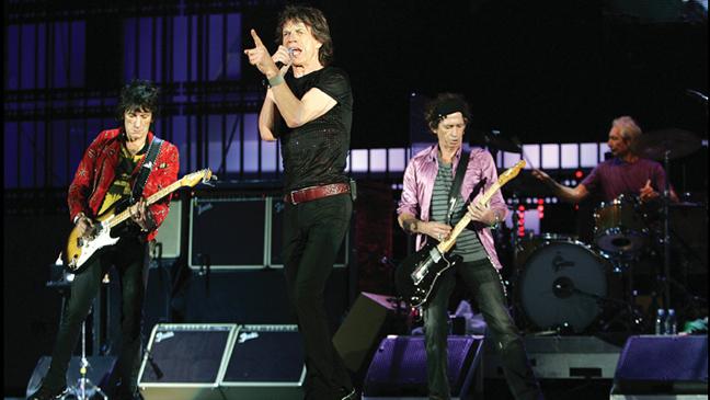 I Rolling Stones si uniscono alla lista degli artisti contro Trump
