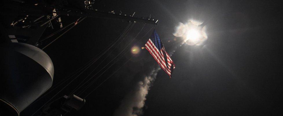 Attacco USA in Siria. L'Italia come reagisce?