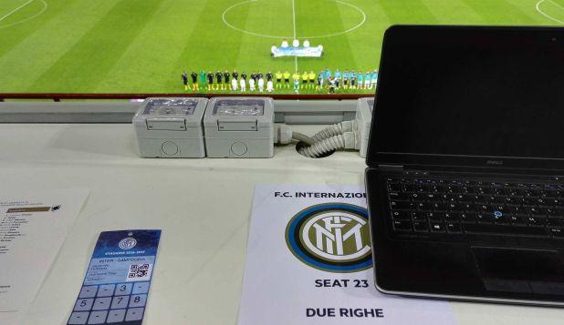 La Sampdoria espugna San Siro, 1-2 all'Inter