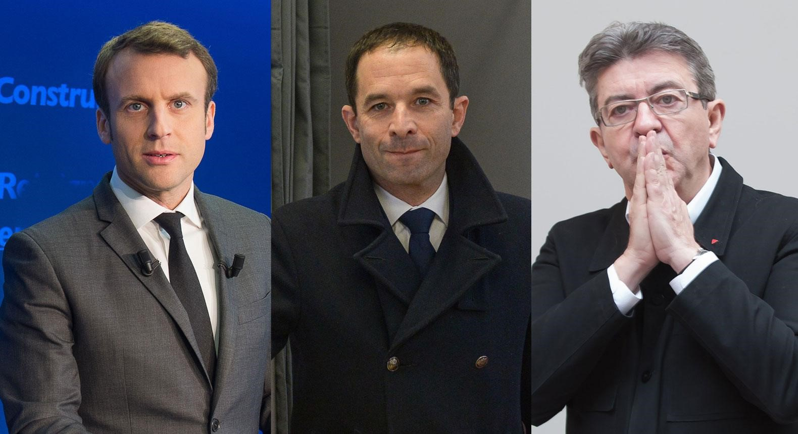 Elezioni Francia: la sinistra francese da Macron a Mélenchon