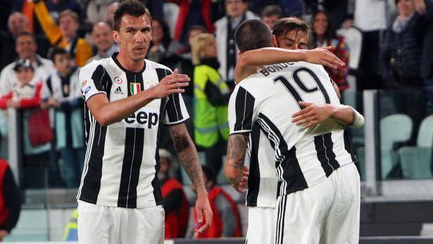 Juventus, 4 goal al Genoa