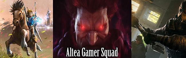 Altea Gamer Squad a rapporto!